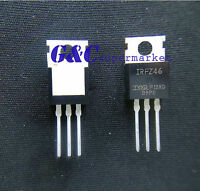 10Pcs IRFZ46N TO-220 N-Channel 53A 55V Transistor MOSFET NEW GOOD QUALITY T16