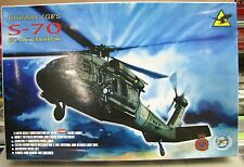 Wah Keung Model 1/48 HK Government Flying Service(GFS) S-70 Blackhawk