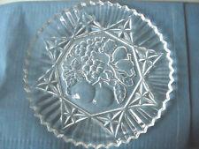 "Federal Glass Pioneer Pattern 11 3/8"" Serving Platter"