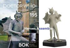 DOCTOR WHO FIGURINE COLLECTION #195 BOK EAGLEMOSS THE DAEMONS