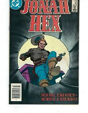 Jonah Hex #82 - Mortal Enemies - Mortal Friends!