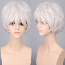 """12"""" 30cm Short Straithrt wig 20 colors  Curly Cosplay Wig fashion hair"""