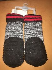 New Circo Kids Thick with grippers Socks Warm Slipper Socks 12-24 mos 2 layers