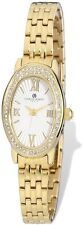 Ladies Charles Hubert IP-Plated Stainless Steel 21x32mm Watch