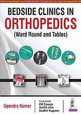 Mesita de noche clínicas en Ortopedia: Ward rondas y tablas por Upendra Kumar..