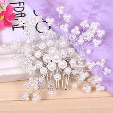Accessoires pour cheveux romantique mariage perle nouvelle mariée spécial charme