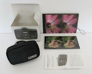 NEW Loreo 9004 Full-Frame 3-D LENS for NIKON Full-Frame Film + Digital Cameras