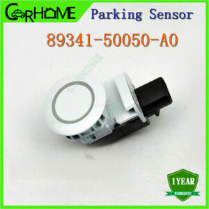 89341-50050 White Ultrasonic PDC Parking Sensor fits 2001-2006 Lexus LS430 4.3L