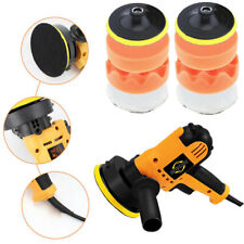 600W Auto Poliergerät Mini Poliermaschine 125mm Polierschwamms Set