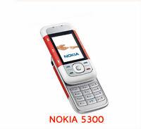 ORIGINAL Nokia XpressMusic 5300 100% UNLOCKED GSM Cellular Phone Warranty