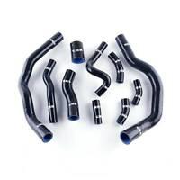 1.6L Cooper Model 17127556614 URO MINI Cooper Engine Coolant Hose