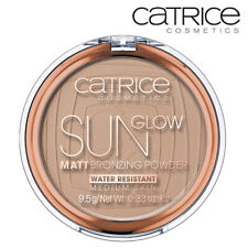 [CATRICE COSMETIC] Sun Glow Matt Bronzing Powder 030 MED BRONZE for MEDIUM SKIN
