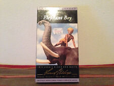 Elephant Boy VHS SEALED black & white classic