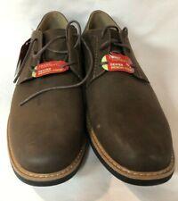 Men' Dexter Comfort Memory Foam Dress Shoes- New- Size 15