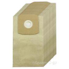 20 x DAEWOO Sacchetti per aspirapolvere filtrato HOOVER Sacchetto RC350 RC370 rc371s rc400