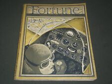 1933 MAY FORTUNE MAGAZINE - GREAT COVER & ADS - F 40