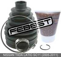 Boot Outer Cv Joint Kit 77X106X22.5 For Nissan Tiida Latio Sc11 (2005-2011)