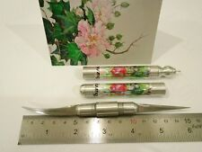 FRUIT CARVING KNIFE THAI KNIVES HANDMADE TOOL SOAP ART FOOD STAINLESS