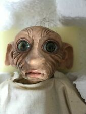 """Tonner HARRY POTTER 9.5"""" DOBBY Figurine Doll Collectible w/Stand New in Box HTF"""
