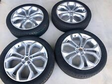 4 ROUE complet RENAULT SCENIC 4 IV +pneus CONTINENTAL 195/55/R20 95H