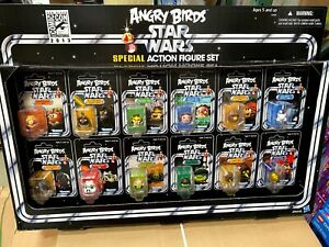 "SDCC 2013 ""Mash-Up"" Between STAR WARS and ANGRY BIRDS SDCC Exclusive"