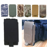 Outdoor Army Tactical Mobile Phone Pouch Holster Case Bag Holder Belt  Universal