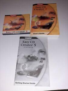 Roxio Easy CD Creator 5 Platinum Edition