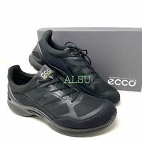 ECCO Biom Fjuel Runner Low Top Black Men's Size Sneakers 837594 00001