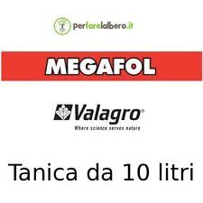 MEGAFOL CONCIME LIQUIDO VALAGRO 10 LT