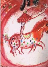Le Cirque d'Izis. Marc Chagall. Jacques Prévert. Izis Bidermanas. Ie. 1965