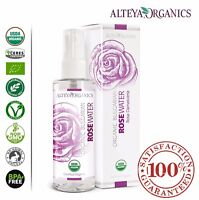 Alteya Organics USDA Certified Bulgarian Rose Water Spray BIO Rosa Damascena