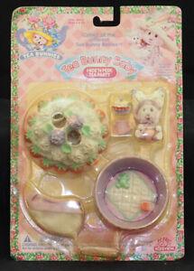 Baby Tea Bunnies - HUGGABLE LILAC CUDDLES Baby Tea Bunny & Me Kidsview MOC