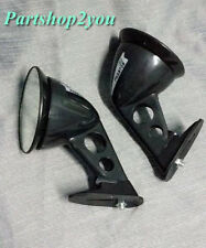 DATSUN 620 720 320 321 411  TRUCK PICK UP Fender mirror round shape