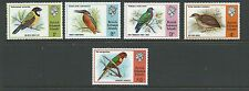 1975 Birds set of 5 Complete Mint Unhinged sold as Per Scan