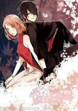 NARUTO doujinshi SASUKE X SAKURA (136pages) Aikyousoukyoku R Anthology kanariya