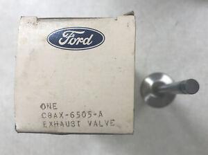Ford 428 Lightweight Exhaust Valve Cobra Jet  CJ V8 C8AX-6505-A NOS in Box