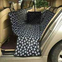 Big Dog Cat Pet Car Carriers Oxford Fabric Mat Waterproof Seat Cover Protector