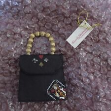 Just The Right Shoe Queen of Hearts Purse Jtrs 25326 2000 Retired Raine