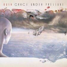 Rush - Grace Under Presure (Remastered) (NEW CD)