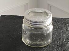 Vintage PRESTO Supreme Mason Clear Jar