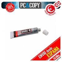 Pegamento adhesivo B7000 3ml LCD tactil marco pantalla Movil tablet Glue B-7000