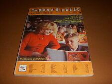Sputnik Monthly Digest #9, September, 1973, Soviet Schools, Volga Emulation!