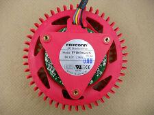 75mm VGA Video Card Fan  For HD 6870 6950 6970 6990 PVB070G12N 4Pin 2.0A 193