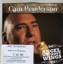 (CB895) Cam Henderson, Angel Without Wings - 2011 DJ CD
