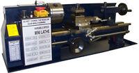 Precision 7 X 14 Mini 2500 RPM 550W Metal Lathe New Free Shipping
