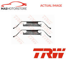 BRAKE PADS FITTING KIT SHIMS FRONT TRW PFK274 I NEW OE REPLACEMENT