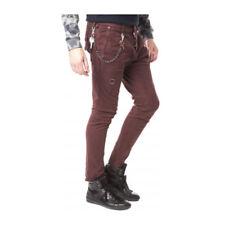 Pantalone con strappi Uomo ANTONY MORATO HAVEL Carrot Bordeaux Mis ITA 46
