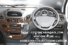 Walnut Or Carbon Fibre Dash Kit - Mercedes Sprinter 2000-2006 All Vans/Motorhome