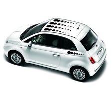 Fiat 500/500c Drops spots car stickers, decals, graphics.