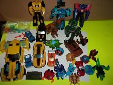 TRANSFORMERS LOT OF 25